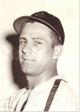 Murry Dickson with St Louis