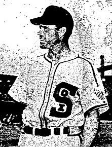 Ed Carnett with the White Sox