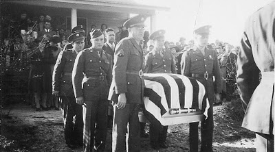 Fred Beal's funeral