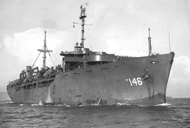 USS General W F Hase