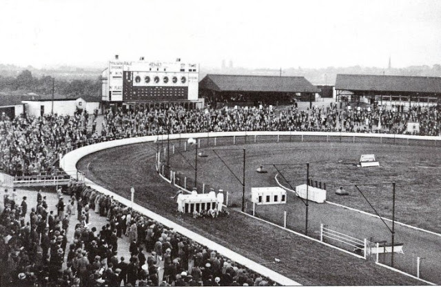 Harringay Stadium