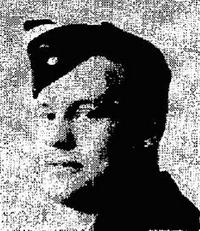 Pilot Officer D H Jonasson